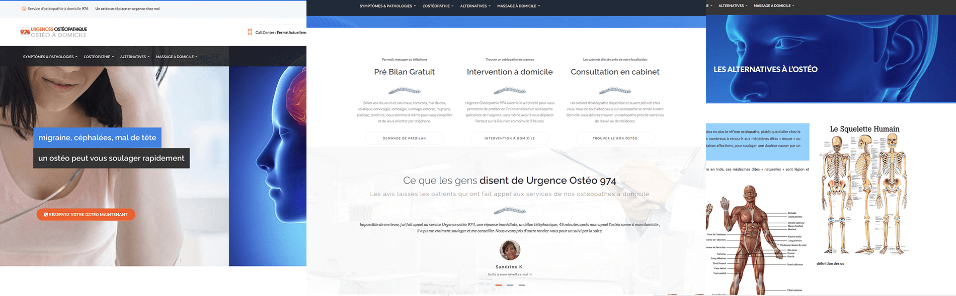 conception de sites vitrine